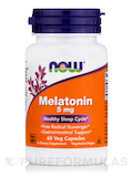 Melatonin (High Potency) 5 mg - 60 Vegetarian Capsules