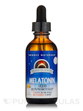 Melatonin Liquid Sublingual (Natural Orange Flavor) 2 oz (59.14 ml)