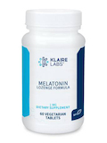Melatonin Lozenge Formula - 60 Vegetarian Tablets
