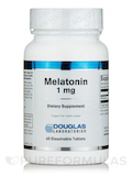 Sublingual Melatonin 1 mg 60 Tablets