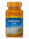 Melatonin 3 mg (Sustained Release) 30 Tablets