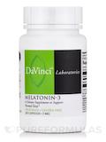 Melatonin-3 3 mg - 120 Capsules