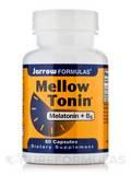 Mellow Tonin (Melatonin + B6) 60 Capsules