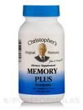 Memory Plus Formula - 100 Vegetarian Capsules