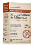 Men's Eye Support Multivitamin & Minerals Whole Food Complex - 60 Vegetarian Capsules