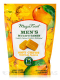 Men's Multivitamin Soft Chews, Tropical Flavor - 30 Soft Chews
