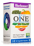 Men's ONE™ Whole Food Based Multiple - 30 Vegetable Capsules