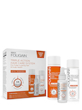 Men's Triple Action Hair Care System for Fuller-Loking Hair & Scalp Health (with Trioxidil®) - 3 Pie