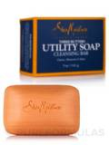Men's Three Butters Utility Soap Cleansing Bar - 5 oz (142 Grams)