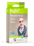 Mental Focus... huh? - Travel Pack - 10 Vegetarian Capsules