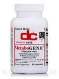 MetaboGENIC Ephedra Free 90 Capsules