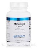 Metabolic Lean 60 Vegetarian Capsules