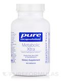 Metabolic Xtra - 90 Capsules