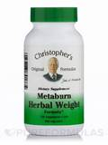 Metaburn Herbal Weight Formula - 100 Vegetarian Capsules