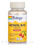 Methyl B-12, Natural Cherry Flavor - 60 Lozenges
