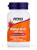 Methyl B-12 1000 mcg 100 Lozenges