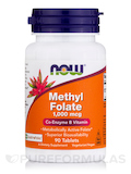 Methyl Folate 1000 mcg - 90 Tablets
