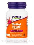 Methyl Folate 5000 mcg - 50 Veg Capsules