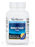 Methyl Folate™ - 5-MTHF 120 Vegetable Capsules