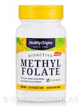 Methyl Folate 800 mcg (Featuring Quatrefolic) - 120 Veggie Capsules