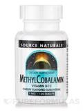 Methylcobalamin 1 mg Cherry Flavored Sublingual 120 Tablets