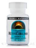 Methylcobalamin 1 mg Cherry Flavored Sublingual - 60 Tablets