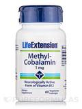 Methylcobalamin 1 mg (Vanilla) - 60 Vegetarian Lozenges