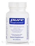Methylcobalamin 1000 mcg - 180 Capsules