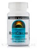 Methylcobalamin 5 mg Cherry Flavored Sublingual 120 Tablets