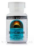 Methylcobalamin 5 mg Cherry Flavored Sublingual 30 Tablets