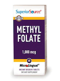 Methylfolate 1,000 mcg - 60 MicroLingual® Tablets