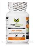 MethylSulfonylMethane (Dogs) 500 mg - 60 Capsules