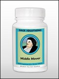 Middle Mover - 300 Tablets