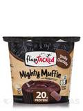 Mighty Muffin with Probiotics, Double Chocolate - 1.94 oz (55 Grams)