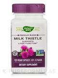 Milk Thistle 120 Vegetable Capsules