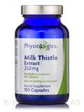 Milk Thistle Extract 250 mg - 100 Capsules