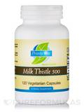 Milk Thistle 500 mg 120 Vegetarian Capsules
