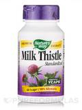Milk Thistle 60 Vegetable Capsules