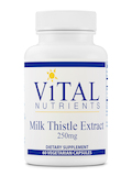 Milk Thistle (Ethanol/Water Extract) 250 mg 60 Capsules