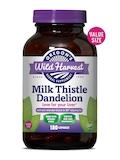 Milk Thistle Dandelion - 180 Capsules