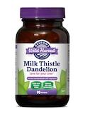 Milk Thistle Dandelion - 90 Capsules