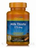 Milk Thistle 175 mg (Standardized for 80% Silymarin) - 120 Vegetarian Capsules
