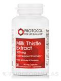 Milk Thistle Extract 300 mg/80% - 90 Vegetarian Capsules