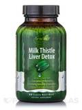 Milk Thistle Liver Detox™ - 60 Liquid Soft-Gels