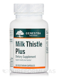 Milk Thistle Plus - 60 Vegetable Capsules