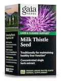 Milk Thistle Seed 60 Capsules