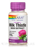Milk Thistle Seed Extract, One Daily 350 mg - 30 VegCapsules