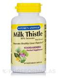 Milk Thistle Seed Standardized 60 Vegetarian Capsules