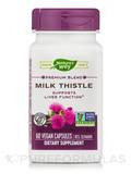 Milk Thistle Standardized - 60 Capsules