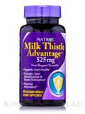 Milk Thistle Advantage 525 mg - 60 Vegetarian Capsules